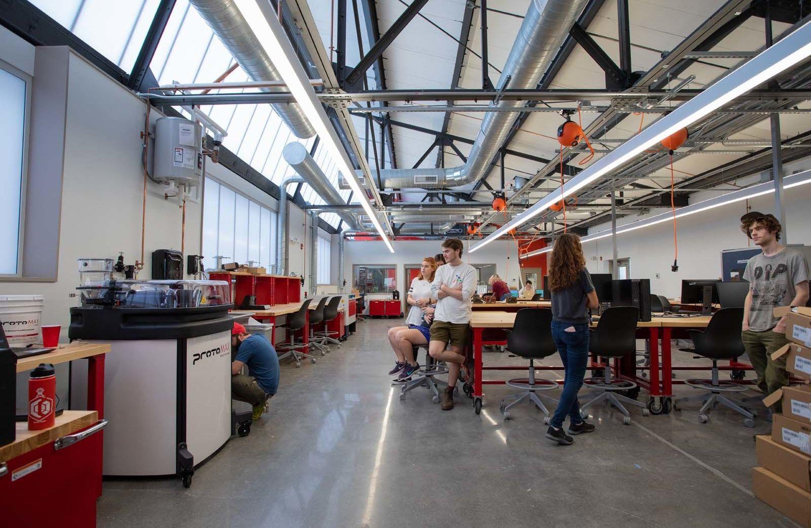 U Arts Makerspace